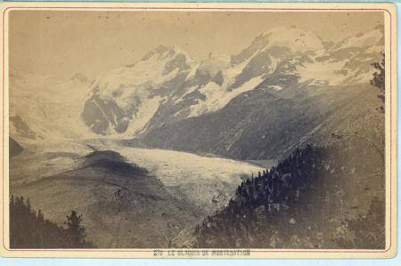 278 Le Glacier de Morteratsch