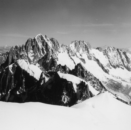 [Alpi, Gruppo del Monte Bianco, Aiguille Verte, Les Droites e Les Courtes]