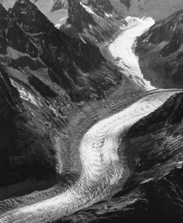 [Alpi, Gruppo del Monte Bianco, Mer de Glace]