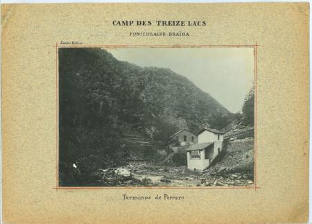 Camp des Treize Lacs - Funiculaire Braïda