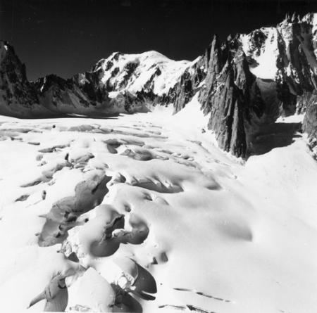 [Alpi, Monte Bianco e Mont Blanc du Tacul]