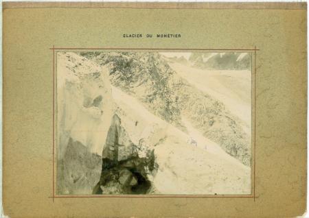 Glacier du Monétier