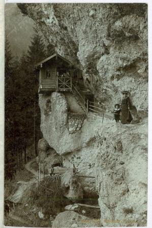 Thee - Hütte  Mühlauer - Klamm