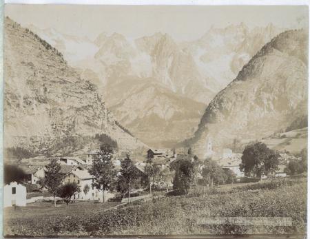 Courmayeur - Chaine du Mont Blanc