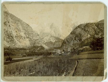 Vallata di Courmayeur (Alta Val Digne)