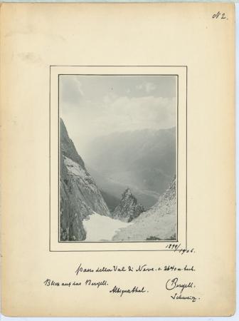 Passo della Val di Neve
