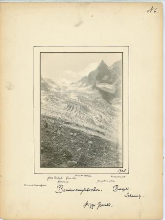 Bondascagletscher