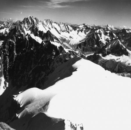 [Alpi, Gruppo del Monte Bianco, Aiguille Verte e circolo di Talèfre]