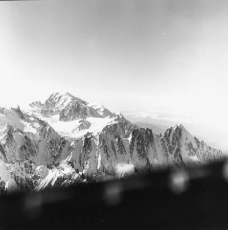 [Alpi, Gruppo del Monte Bianco ed Aiguille Verte]