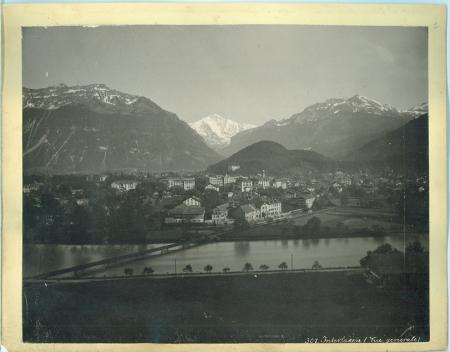 307 Interlaken (Vue generale)