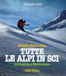 Tutte le Alpi in sci dall'Austria al Mediterraneo