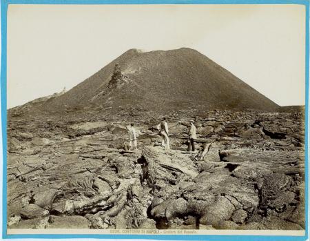 5236 Contorni di Napoli - Cratere del Vesuvio