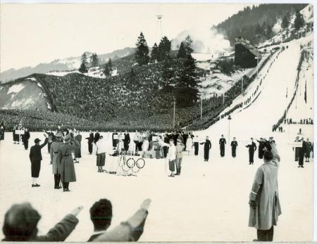 [Giochi olimpici invernali di Garmisch-Partenkirchen]