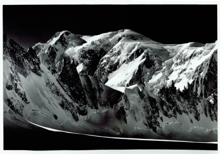 Monte Bianco da Courmayeur