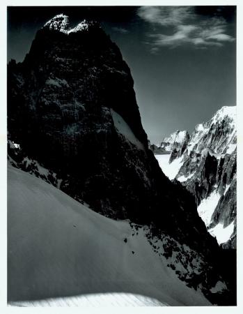Monte Bianco, Aiguille du Dru