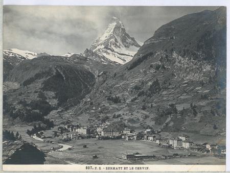 [Zermatt et le Cervin, Silsersee]