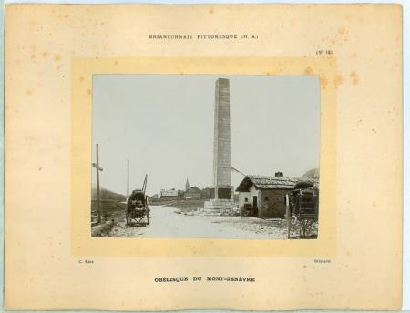 Obélisque du Mont-Genèvre