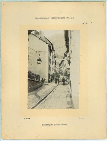 Briançon (Grande Rue)