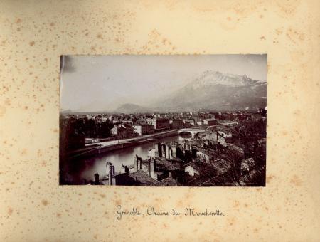 [Varie riprese, tra cui Grénoble, Annecy, Hautecombe; ponti, borghi, castelli, chiese ]