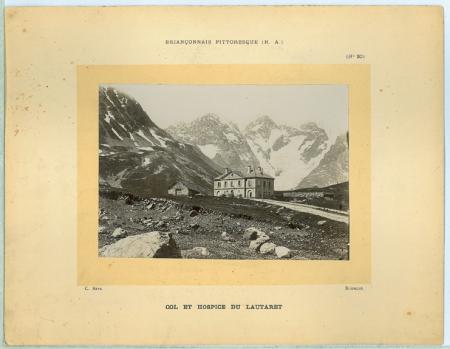 Col et Hospice du Lautaret