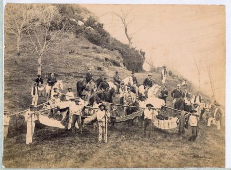 [Ritratto di gruppo a Madeira]