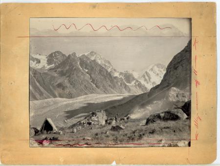 Attendamento presso gh. Sugan - Caucaso Centrale