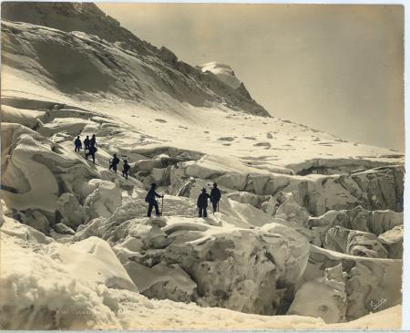 N°436 La Jonction, Mont-Blanc
