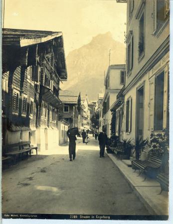 2289 Strasse in Engelberg