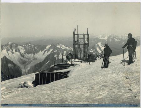 5360 Sommet du MontBlanc 4810 l'Observatoire Janssen