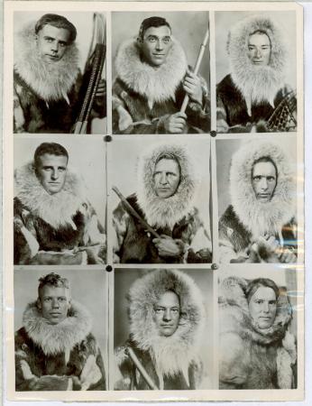 [Riprese varie di esplorazioni polari tra cui Spedizioni di Richard Evelyn Byrd al Polo Sud]