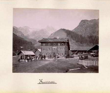 [Riprese varie della Svizzera, Tirolo e Sud-Tirolo]
