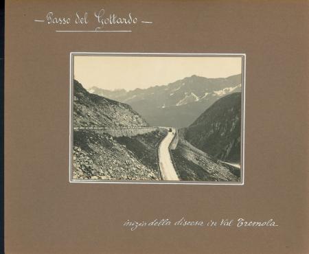 [Riprese varie tra cui: Monte Bianco, Dolomiti, passo del Gottardo]