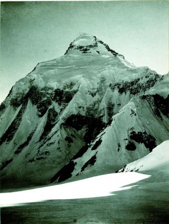 K2, veduta da Skyang La del versante est