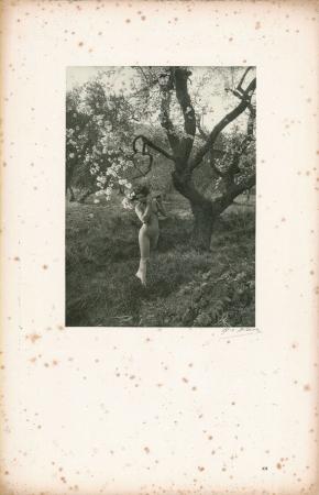 Vingt études de Nu en plein air / G[eorges] L[ouis] Arlaud. [Printemps de Provence]
