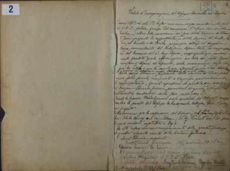 Libro del rifugio Amianthe al Combin : 12 luglio 1913-28 luglio 1935