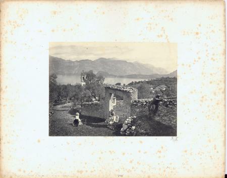 [Bellagio from Griante. Lake of Como]