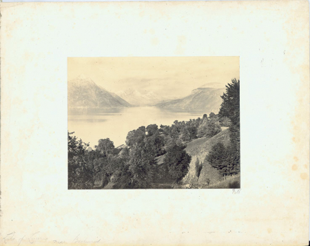 Lake of Lucerne [sic] Beckenried