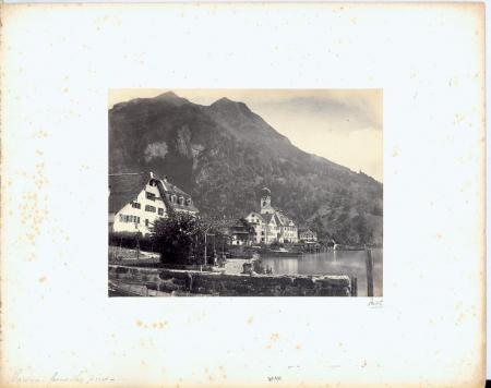 [Gersau. Lake of Lucerne]