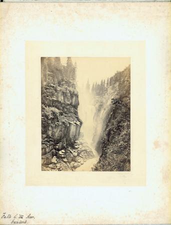 [Falls of the Aar. Handeck]