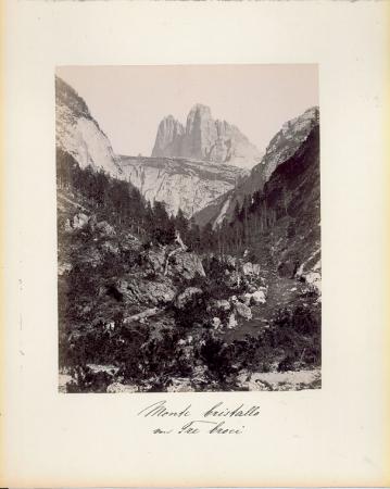 [Riprese varie del Monte Cristallo, Tre Cime di Lavaredo, Lago di Landro, San Vigilio, Ried im Oberinntal]
