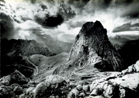 [Rate ki Mali Mangrt Julijske Alpe - Piccolo Mangart Alpi Giulie]