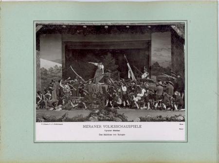 Meraner Volksschauspiele [Schutzen spettacolo teatrale], Praderhof