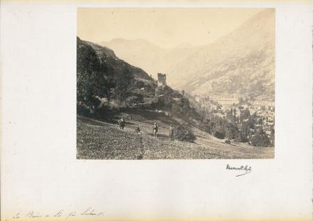 Les Bains de Lès près Luchon