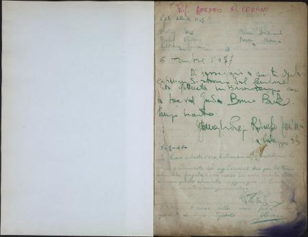 Libro della Capanna Luigi Amedeo di Savoia al Cervino : 4 settembre 1947-24 luglio 1955