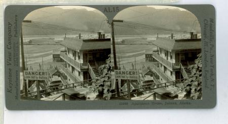 AL15 (21046) - Apartment House, Juneau, Alaska