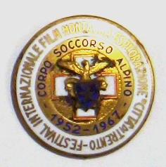 Corpo Soccorso Alpino 1952 -1967