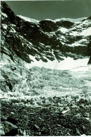Cima Friuli, vista dal campo II