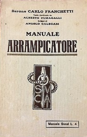 Manuale arrampicatore