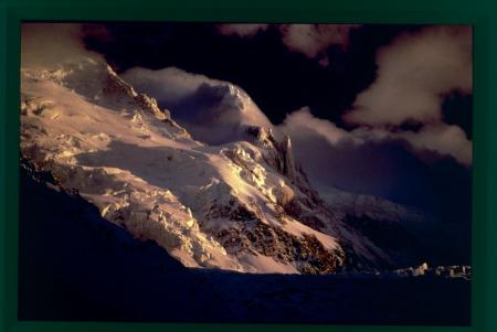 [Versante settentrionale del Monte Bianco, 1975 circa]