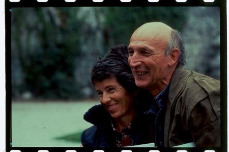 [Ritratti di Gino e Silvia] Buscaini